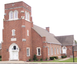 Presbyterian Church in Campbellsville Kentucky